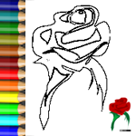 BW_Rose1