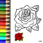 BW_Rose4