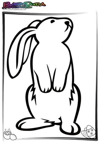 Ostern-Ausmalbilder-Hase