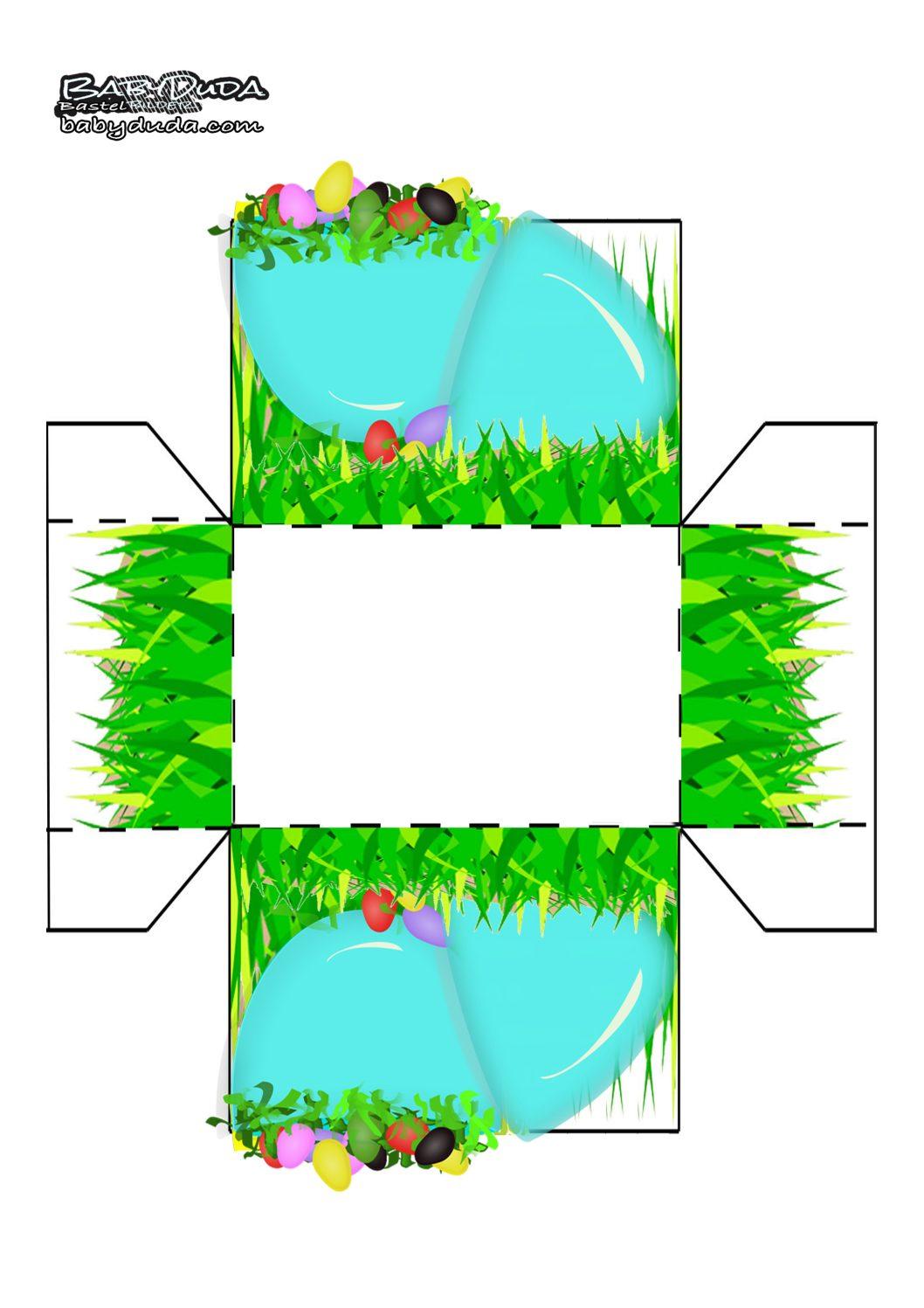 Osterkörbchen Basteln Vorlage fein osterkorb malvorlagen zum ausdrucken ideen