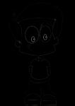 Kindertag Malvorlagen: Kostenlose Kinder-Bilder zum ausmalen - Malbild Junge