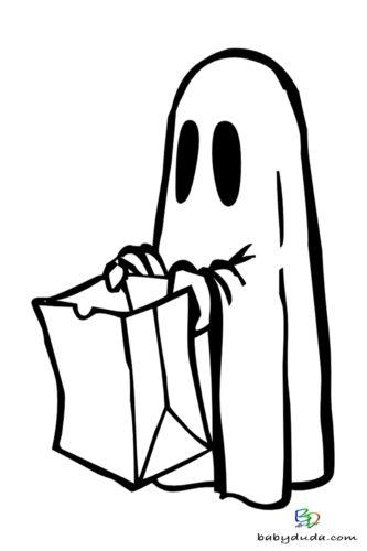 Süßes-Saures Ausmalen - Halloween Ausmalbilder & Walpurgisnacht Malvorlagen