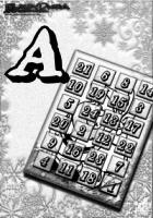 ABC Winter Buchstaben – A – Adventskalender