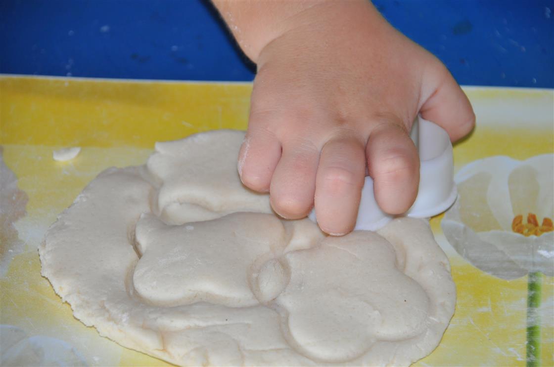 Kreatives Basteln mit Salzteig für Kinder und Erwachsene mit tollen Rezepten und Bildern
