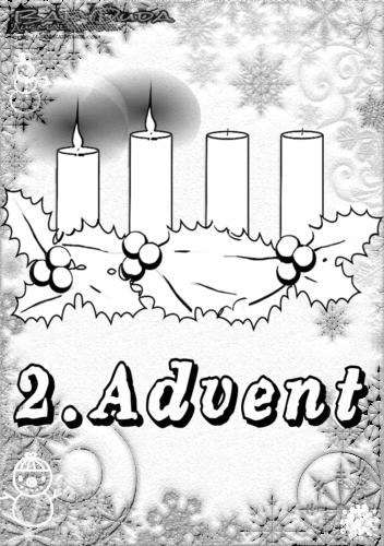 Kerzen Zum Ausmalen In Der Adventszeit Ausmalbilder Babyduda Malbuch