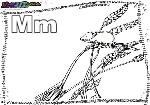 ABC-Buchstabe-M-Maus