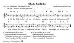 Oh du Fröhliche - Weihnachtslied