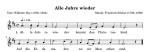 Weihnachtslied und Adventlied kostenlos mit Noten, Test und Musik mp3 gratis zum Download und freier Verfügung. Singen und Musizieren zu Weihnachten. Gemafrei. Für Kinder, Kita, Kiga, Schule, Grundschule, Chor, Erzieher und Eltern
