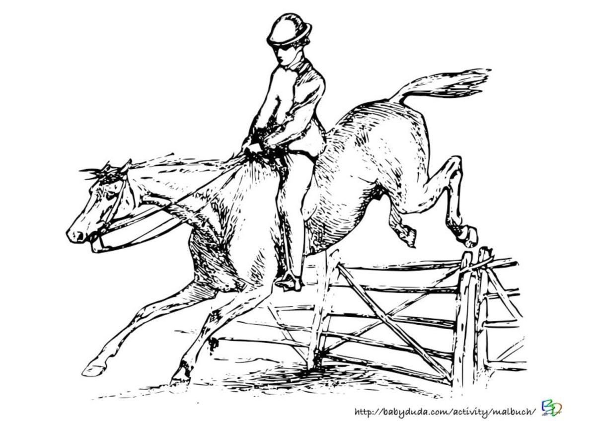 Ausmalbilder Wildes Pferd : Fein Wilde Pferd Malvorlagen Zum Ausdrucken Zeitgen Ssisch