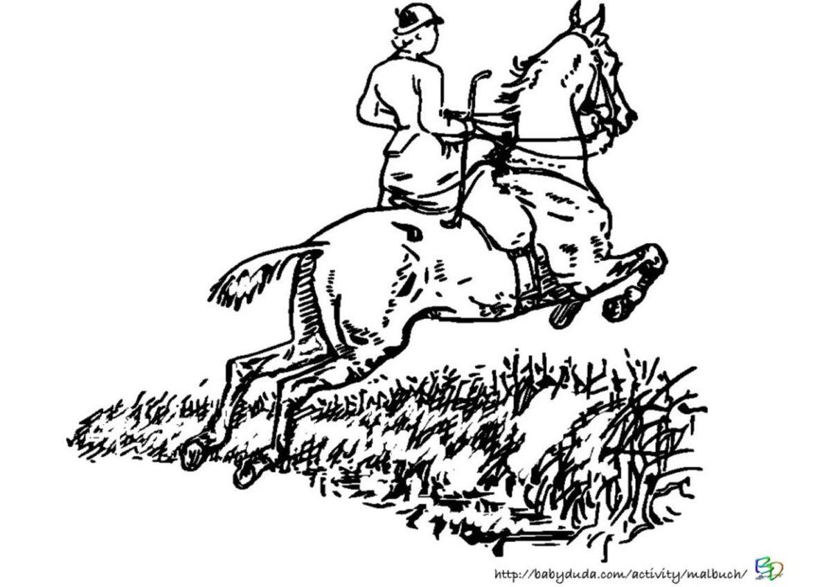 Malvorlage Blaues Pferd Die Beste Idee Zum Ausmalen Von Seiten
