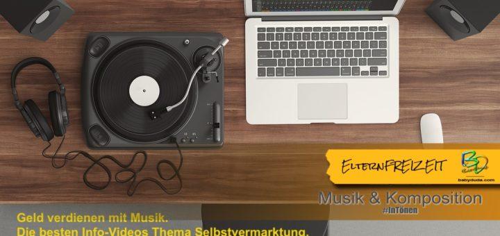 Geld verdienen mit Musik - Selbstvermarktung im Alleingang ...