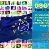 EU-Datenschutzgrundverordnung für Blog einfach umsetzen