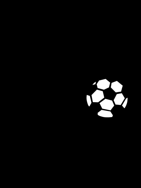 Fußball Ausmalbilder für Kinder - Tolle Malvorlage für Kicker von ...